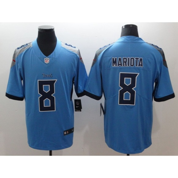 low priced 51e1d ad235 Tennessee Titans Marcus Mariota Jersey